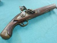 SEA SERVICE ENGLISH FLINT PISTOL