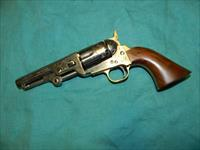 ENGRAVED F.LLIPIETTA .44 BLACK POWDER REVOLVER