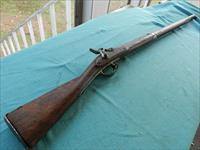 PHILADELPHIA 1835 J. BAKER PERCUSSION RIFLE CW .69 CAL.