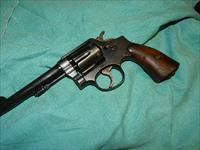 S&W VICTORY MODEL 10  .38 special