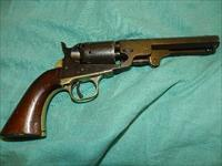 MANHATTAN FIREARMS NEWARK .36 CAL. NAVY REVOLVER