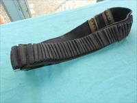 SPAN AM WAR DOUBLE ROW KRAG CARTRIDGE BELT