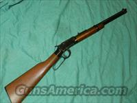 ITHACA MODEL 49 LEVER ACTION .22 LR