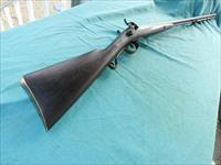 EUROPEAN GHELLER 20GA DOUBLE MUZZLE LOADER