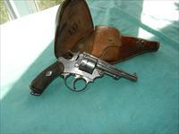 FRENCH MODEL 1873 REVOLVER 11MM with Original holster
