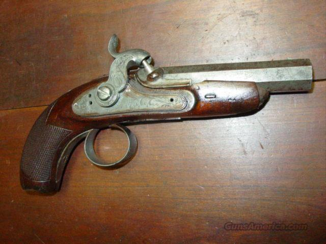 FRENCH PERCUSSION DERRINGER