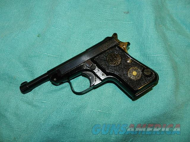 BERETTA 950B  22 SHORT LONG BARREL