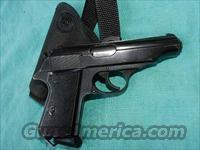 WALTHER PP 32 ,POST WAR