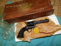 COLT SAA .45LC IN BOX MADE 1977