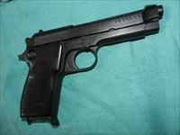 HELWAN EGYPTIAN MILITARY 9MM PISTOL.