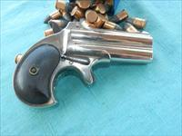 REMINGTON OVER/UNDER .41 CALIBER DERRINGER