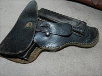 GERMAN WWII CZ 36 HOLSTER