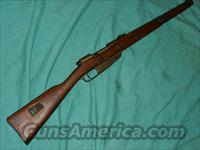 MAUSER 88 CARBINE DATED 1892