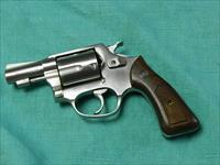 ROSSI .38SPEC. STAINLESS REVOLVER 2 1/8""