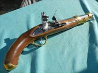 FRENCH 1773 SEA SERVICE FLINTLOCK PISTOL
