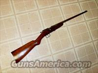 COOEY WINCHESTER .25 RIM BOLT ACTION