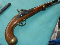 1855 piistol/carbine ;58 cal by Antonio Zoli / Navy Arms