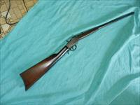 HOPKINS & ALLEN MODEL JUNIOR .22CAL. RIFLE