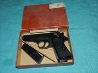WALTHER PP 32 ,POST WAR 1964