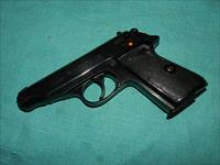 WALTHER PP 32 POST WAR 1969