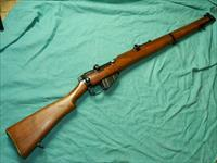 ENFIELD LITHGOW NO. 1 MKIII BOLT ACTION RIFLE 1941