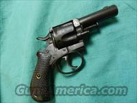 BRITISH BULLDOG .44 REVOLVER
