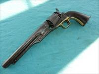 COLT 1860 ARMY MADE IN 1862 US MARTIAL PISTOL