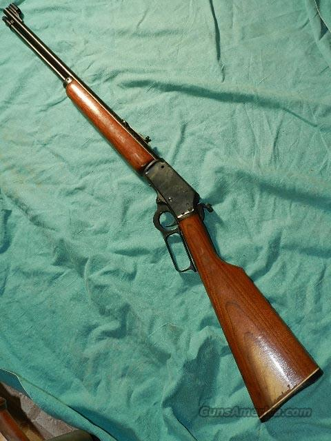 Marlin 1894m 22 mag lever action