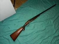 IVER JOHNSON HERCULES 12GA DOUBLE