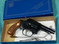 S&W MODEL 37 AIRWEIGHT CHEIFS SPECIAL