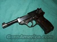 WALTHER P38 WWII PISTOL byf 43