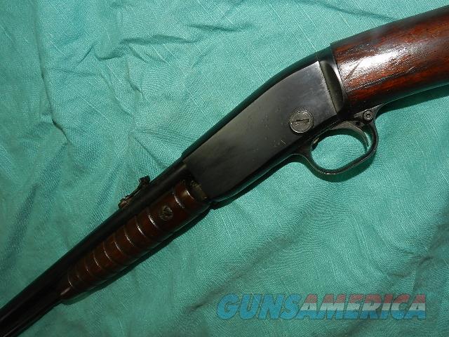 remington model 12a pump 22lr for sale