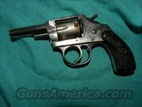 IVER JOHNSON D.A .  .32 S&W