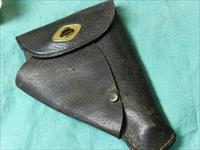 WWII MILITARY/POLICE HOLSTER