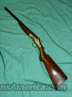 STEVENS DIAMOND ARMS ST. LOUIS COACH SHOTGUN