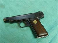 ORTGIES GERMAN .32 ACP  PISTOL