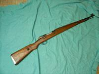 YUGOSLAVIA M48 8MM BOLT ACTION
