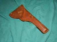VINTAGE FLAP HOLSTER FOR COLT WOODSMAN/HIGH-STANDARD