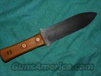 U.S. MILITARY EXPERIMENTAL KNIFE