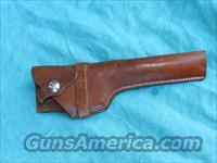 HIGH STANDRD COLT WOODSMAN HOLSTER