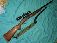 SAVAGE/STEVENS MODEL 94 SCOPED SINGLE SHOT 12GA.