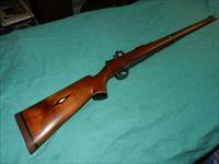 MAUSER MOUNTAIN SPORTER CARBINE 7MM