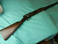 U.S. SPRINGFIELD 1894 KRAG BOLT ACTION