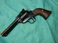 RUGER N.M. SINGLE SIX EARLY SERIAL NUMBER