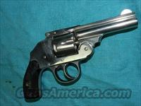 IVER JOHNSON 38 TOP BREAK