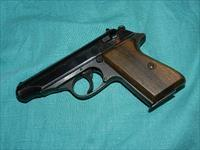 WALTHER PP LATE WAR AC CODE .32ACP
