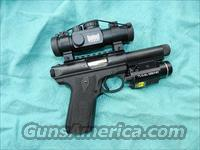 RUGER 22/45 MKIII BUSHNELL, AND TLR-2