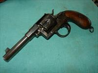 GERMAN 1883 REICHS REVOLVER 10.55MM