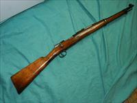 SPANISH MAUSER .308cal. BOLT ACTION