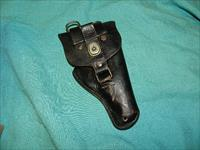 MILITARY HOLSTER FOR .32 AUTO